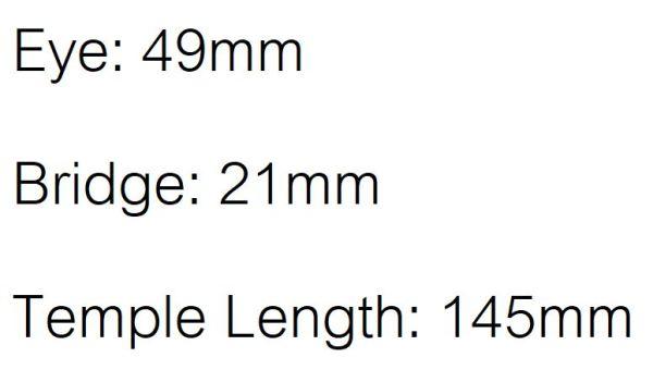 AMAVII ALTAIR size