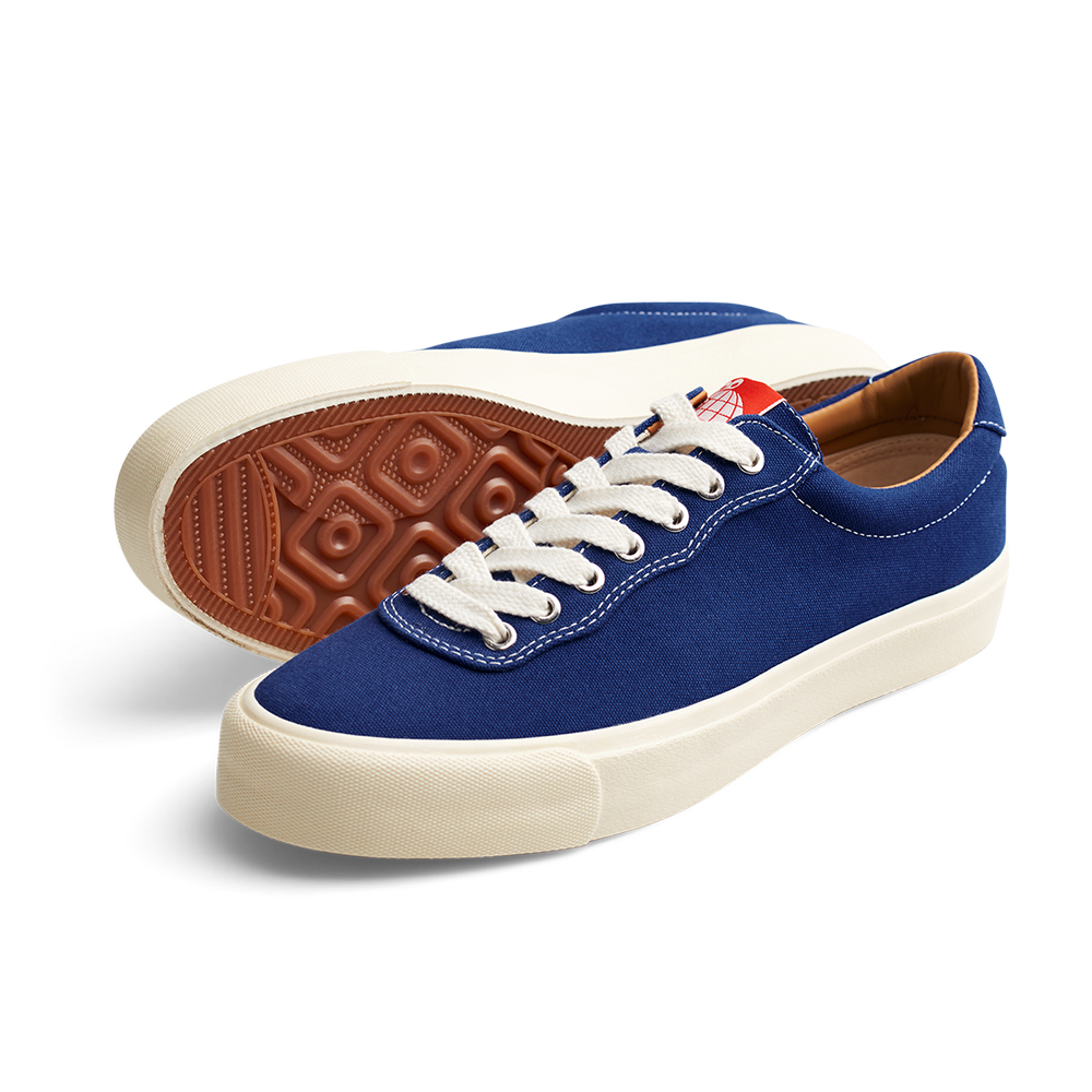 Last Resort AB VM001 Canvas Lo Sneakers - True Blue/White