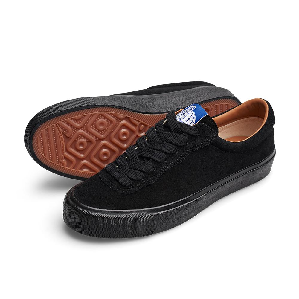 Last Resort AB VM001 Suede Lo Sneakers - Black/Black