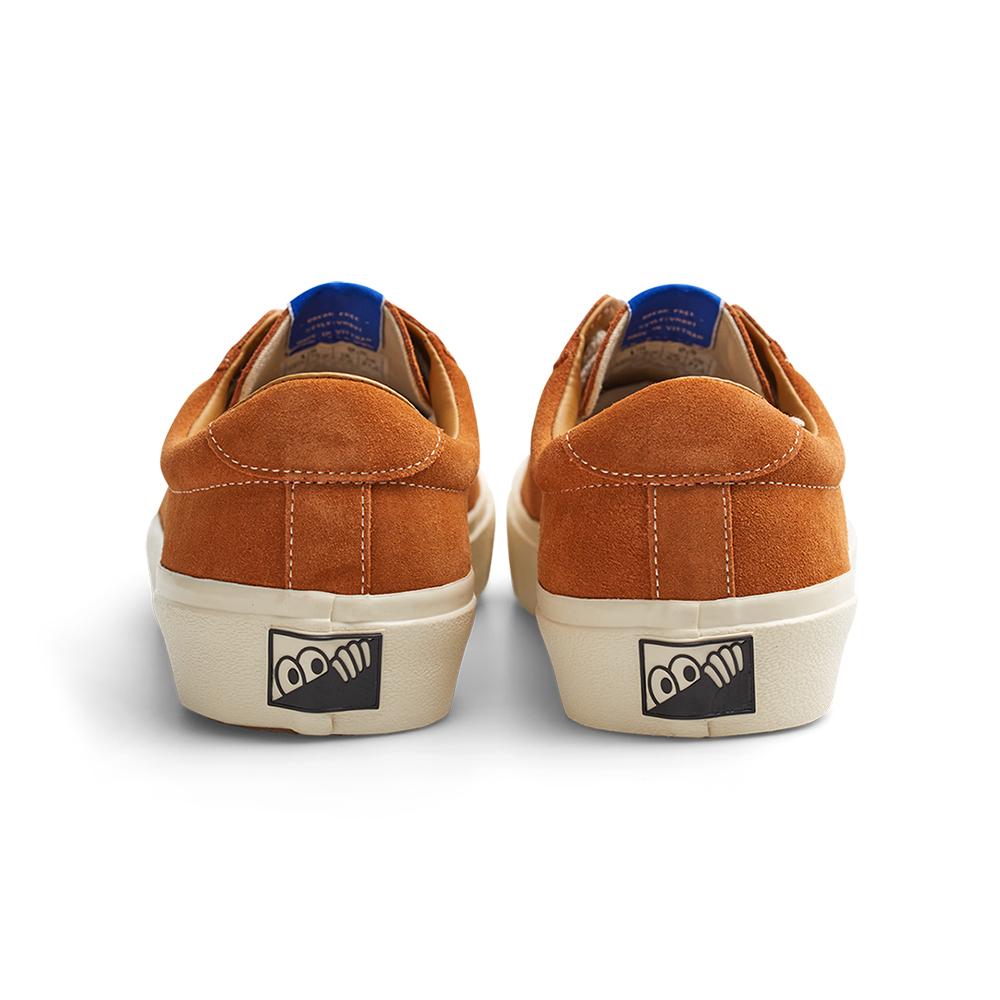 Last Resort AB VM001 Suede Lo Sneakers - Cheddar/White