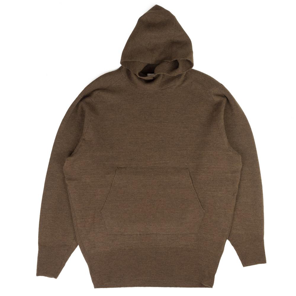 IKIJI Molded TPS Parka - Dark Brown