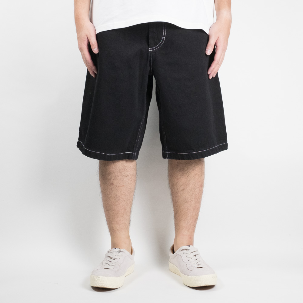 Polar Skate Co. Big Boy Shorts - Black