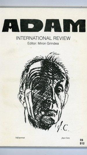 Adam International Review Nos. 493-497