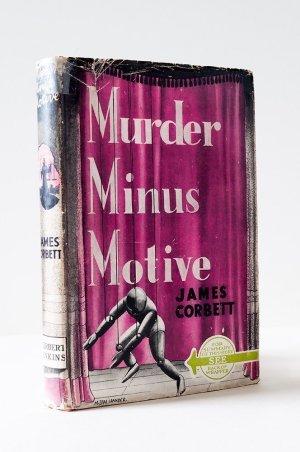 Murder Minus Motive