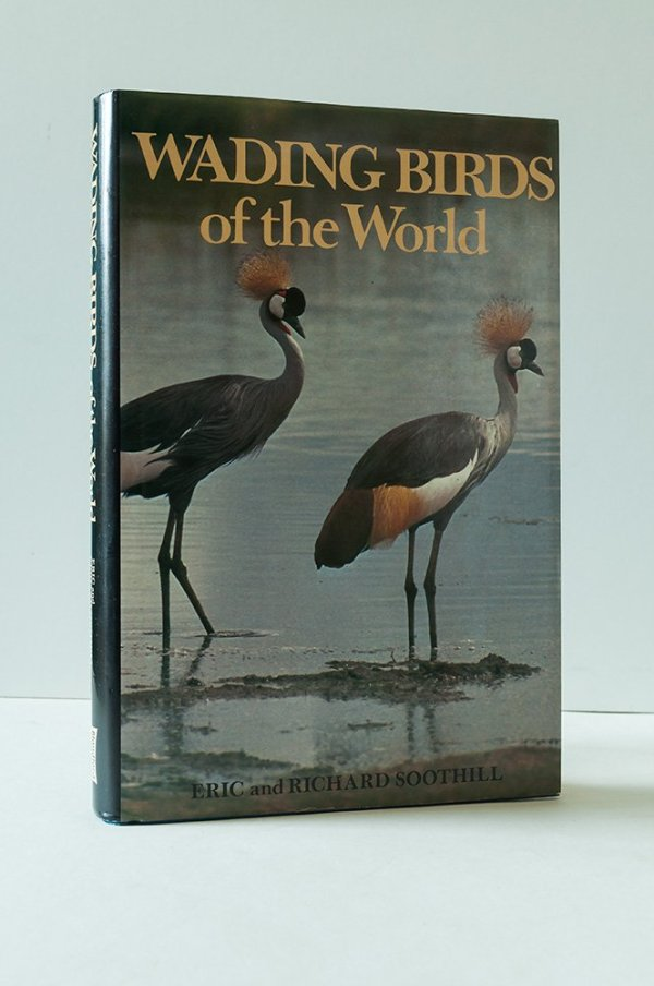 Wading Birds of the World