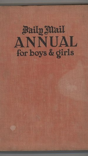 Daily Mail Annual for Boys and Girls