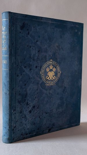 Record of Service of Members of the Staff of Coutts & Co. In the War 1939-1945