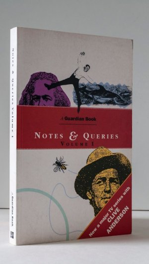 Notes & Queries Volume I