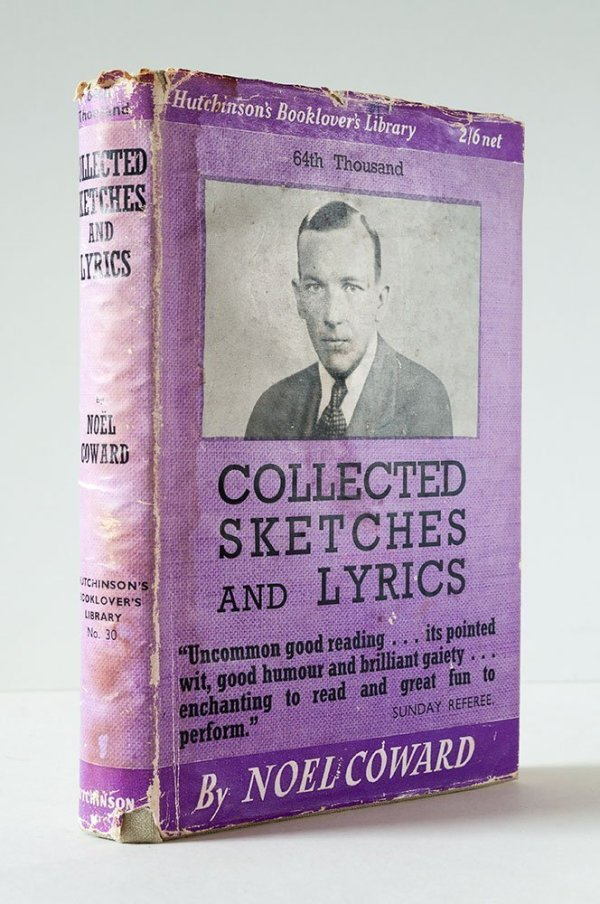 Noel Coward Collected sketches and Lyrics