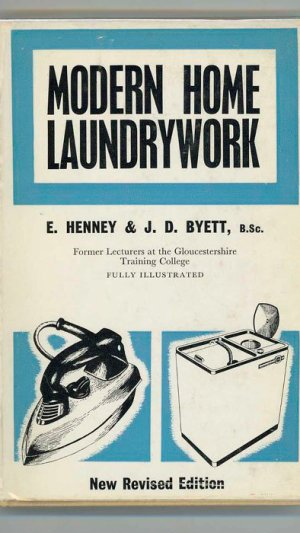 Modern Home Laundrywork