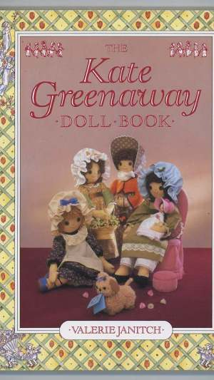 The Kate Greenaway Doll Book