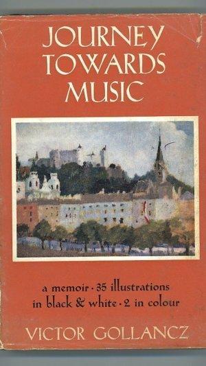 Journey Towards Music: A Memoir