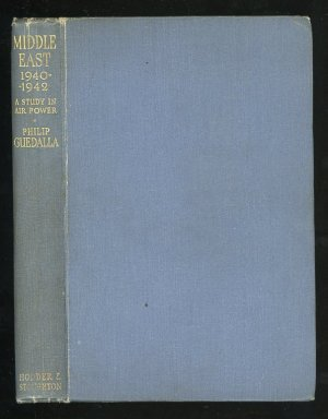 Middle East 1940-1942 A Study in Air Power