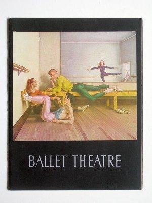 The Ballet Theatre: Thirteenth Season 1951-1952