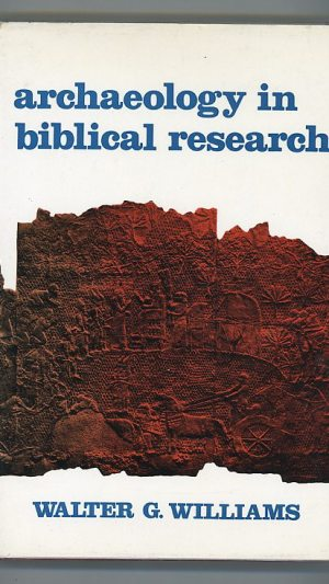 Archaeology in Biblical Research