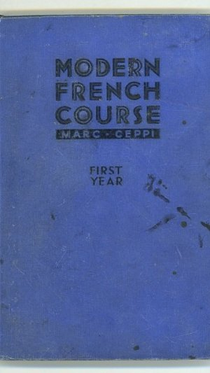 Modern French Course: First Year