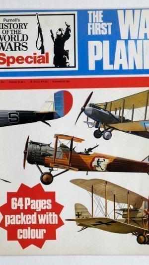 The First War Planes