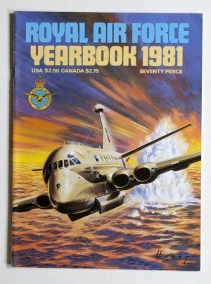 Royal Air Force Yearbook 1981