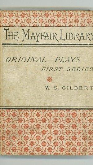 Original Plays