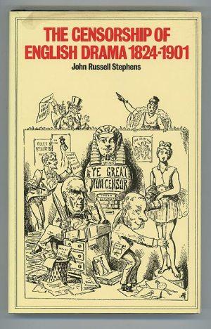 The Censorship of English Drama 1824-1901