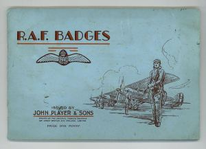 R.A.F. Badges