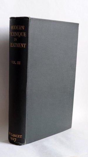 Modern Technique in treatment: Volume Three