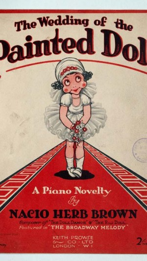 The Wedding of the Painted Doll: A Piano Novelty
