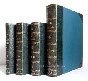 The Zodiac: The Cableman's Paper Volumes I – V (IV & V in one)