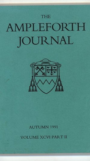 The Ampleforth Journal Volume XCVI Part II Autumn 1991