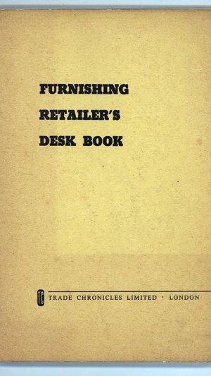 Furnishing Retailer's Desk Book