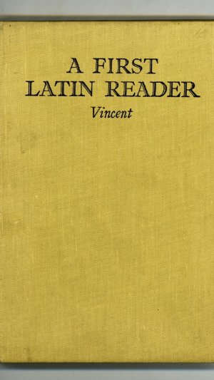 A First Latin Reader