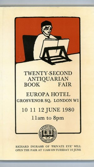 Twenty-Second Antiquarian Book Fair