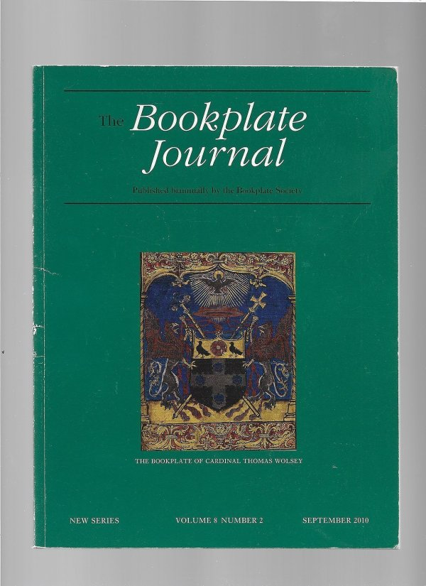 The Bookplate Journal