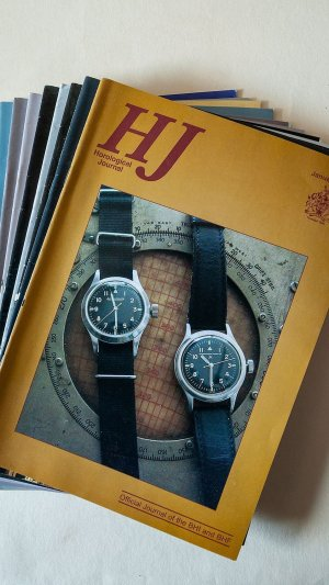 Horological Journal January-December 2004