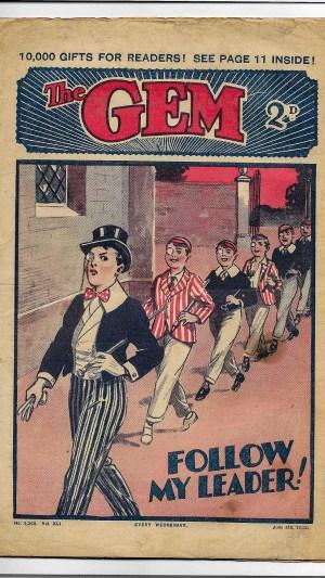 The Gem: No.1,268 Vol. XLI June 4th 1932