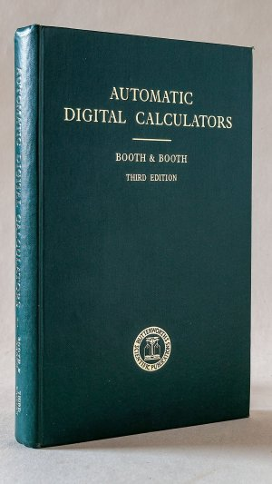 Automatic Digital Calculators