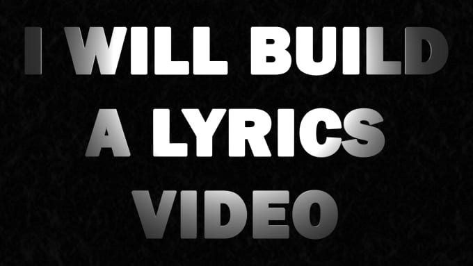 Fiverr – Lyrics Video