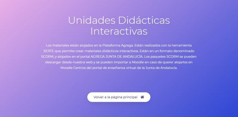 unidades interactivas ATAL