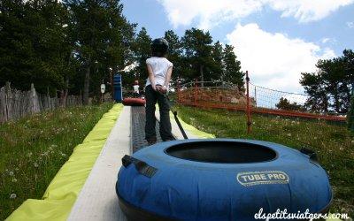 Naturlandia: un dia al parc d'aventures.