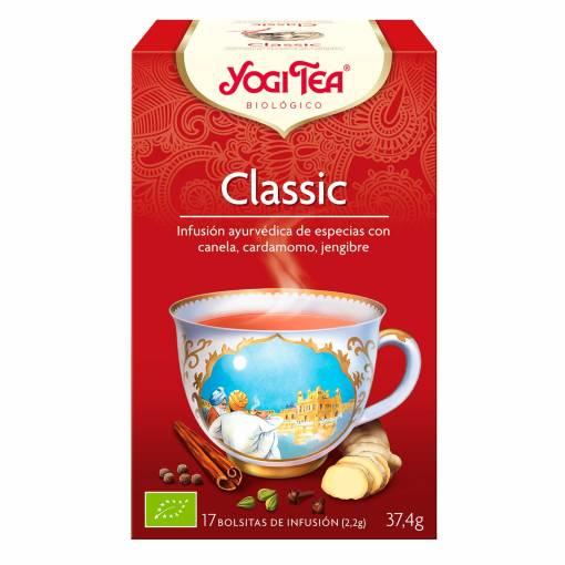 Yogi Tea BIO Classic 17 bolsas -Andorra MarketPlace