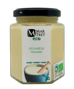 Salsa veganesa 180ml de Mar-Tret - Andorra MarketPlace
