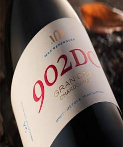 Vino Espumoso 902 DC Chardonnay Grand Cru Brut - Andorra MarketPlace