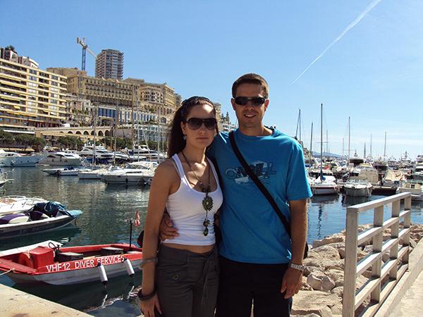 Puerto Marítimo Mónaco