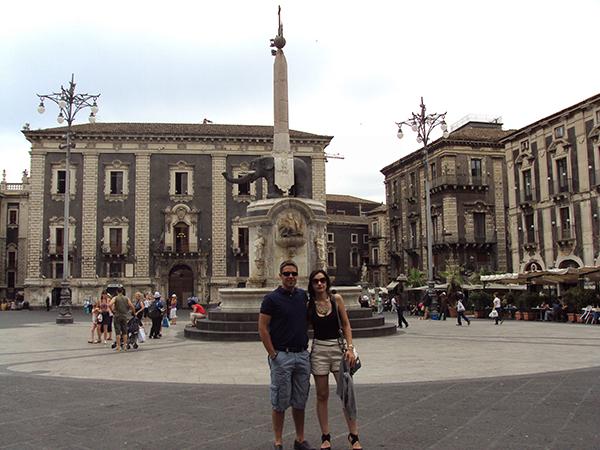 Andorreando Fontana Dell Elefante