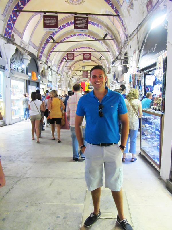 Andorreando Gran Bazar Estambul