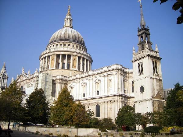 Catedral de San Pablo London