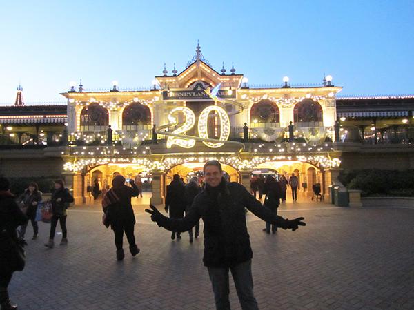 Disneyland París,
