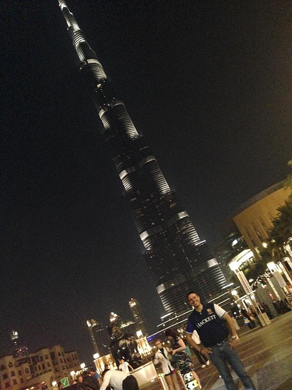 Buj Khalifa.