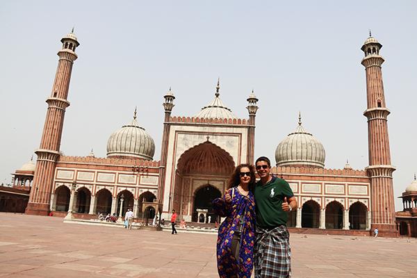 Jama Masjid III