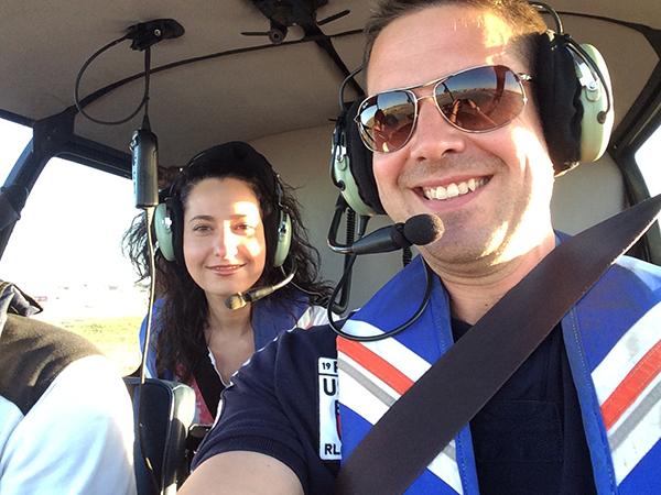 paseo helicóptero Miami